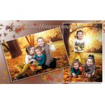 Autumnal Backdrops AS0114 250x400