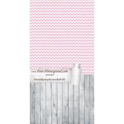 Backdrop pink zigzags AS0100