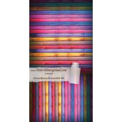 Backdrop Rainbow board AS0012