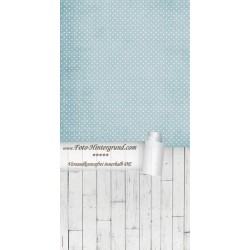 Backdrop blue points AS0021