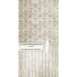 Backdrop light brown Vintage Retro AS0002