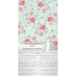 Backdrop roses AS0032