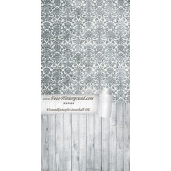 Backdrop greyish Vintage Retro AS0004
