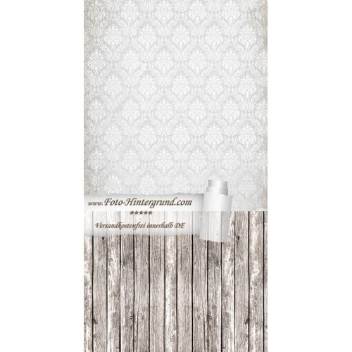 Backdrop ornaments light gray AS0050