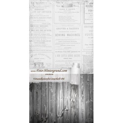 Backdrop  newspaper AS0093