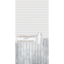 Backdrop gray zigzags AS0099