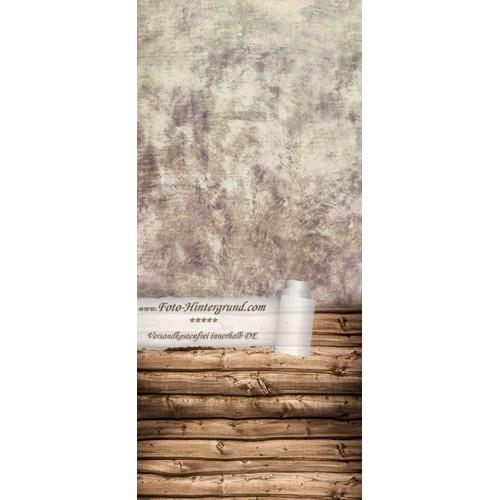 Backdrop gray ornaments AS0239 270x600