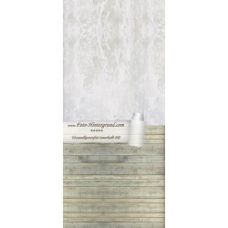 Backdrop gray ornaments AS0038/B04 270x600