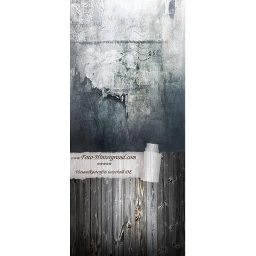 Backdrop gray ornaments AS0036 270x600